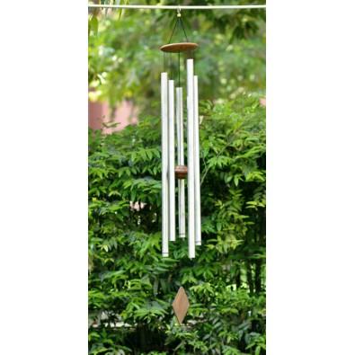 Dzwon Wietrzny Rurowy - 432 Hz (Częstotliwość Podstawowa Wszechświata)