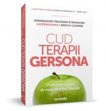 Cud Terapii Gersona (książka)