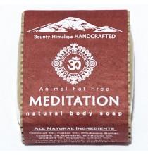 Mydło MEDYTACJA - himalajskie, ręcznie robione (100g)