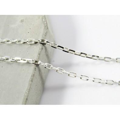 Łańcuszek SREBRNY (50cm)