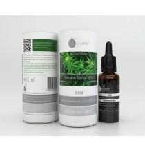 Olejek CBD konopny 5% - RAW (surowy ekstrakt z konopi, full spectrum) - PRODUKT POLSKI! (15ml)