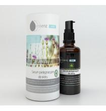 Serum Z KWIATÓW KONOPII (uszkodzenia skóry, trądzik, skóra atopowa itp ) 30ml
