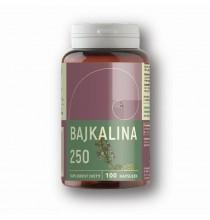 BAJKALINA - ekstrakt Tarczycy Bajkalskiej, 250 mg (kaps.100 szt)