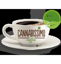 Kawa Cannabissimo - WŁOSKA KAWA + NASIONA KONOPII (250g)