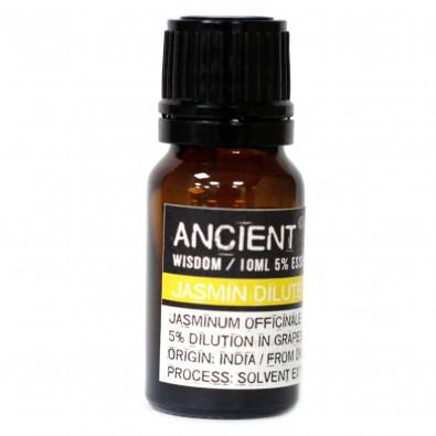 Jaśmin (olejek eteryczny, rozczyn 5%)
