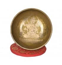 SPECIAL-G4 / Misa kuta, CZAKRA IV SERCA - GRAWEROWANA, CZYSTY DŹWIĘK (Nepal)