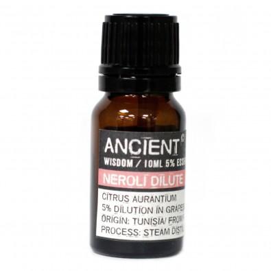 Neroli (olejek eteryczny GreenOil - esencjonalny, rozczyn 5%) - PIĘKNY ZAPACH!