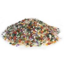 MIX KAMIENI - DROBNE (naturalne minerały szlifowane)