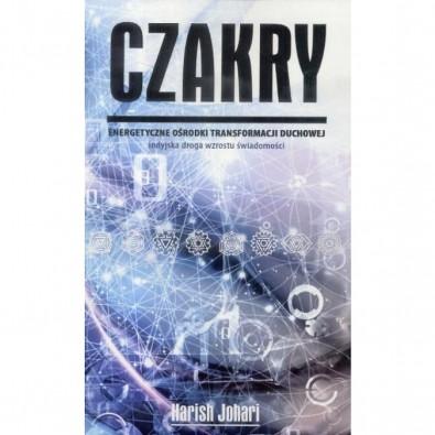 Czakry. Energetyczne ośrodki transformacji duchowej (książka)