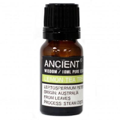 Drzewo Herbaciane Cytrynowe (Leptospermum petersonii) AUSTRALIJSKIE - olejek eteryczny