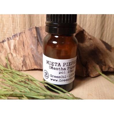 Mięta Pieprzowa (olejek eteryczny GreenOil)