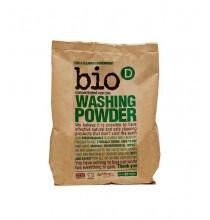 Ekologiczny PROSZEK DO PRANIA - BIO-D (tkaniny białe i kolorowe)