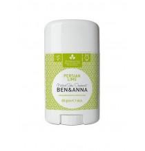 Dezodorant NA BAZIE SODY - PERSIAN LIME (w sztyfcie, 60g)) - BEZ ALUMINIUM!