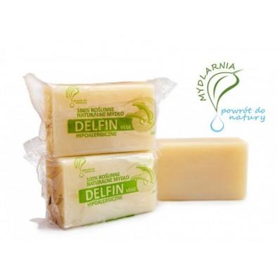 Mydło Naturalne Roślinne - DELFIN, VEGE (200g) - POLSKIE, najwyższa jakość!