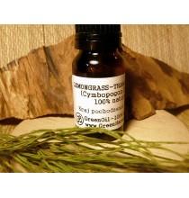Lemongrass (Trawa Cytrynowa) - olejek eteryczny GreenOil