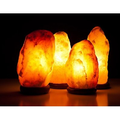 Lampka solna NATURALNA 1-2 kg (sól himalajska)