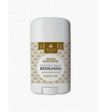 Dezodorant NA BAZIE SODY - INDIAN MANDARINE (w sztyfcie, 60g) - VEGAN