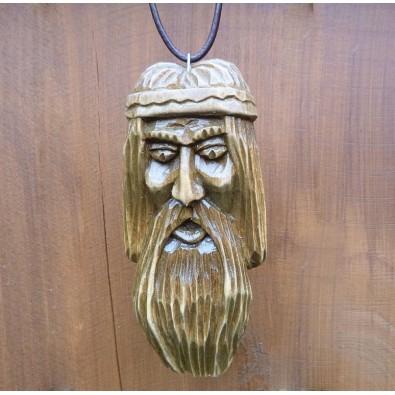 SWAROŻYC / SWARÓG - wisior, drewno lipowe (HandMade)