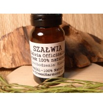 Szałwia (olejek eteryczny GreenOil)