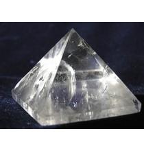 Piramidka / odpromiennik (kryształ górski)