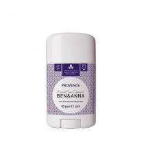 Dezodorant NA BAZIE SODY - PROVENCE (w sztyfcie, 60g) - VEGAN