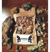 MIRRA PERUWIAŃSKA - Styrax Weberbaueri (kadzidło żywiczne) - 40g
