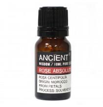 Róża 100% (olejek eteryczny esencjonalny) - PIĘKNY ZAPACH!