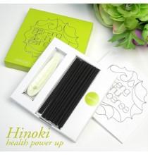 Kadzidło japońskie HINOKI - WZMOCNIENIE ZDROWIA (seria FENG SHUI)