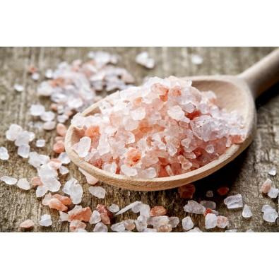 Sól kamienna KŁODAWSKA, różowa 1,5kg - GRUBA