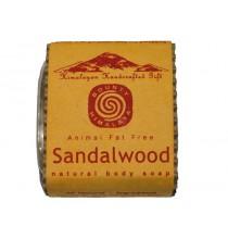 Mydło SANDAŁ - himalajskie, ręcznie robione (100g)