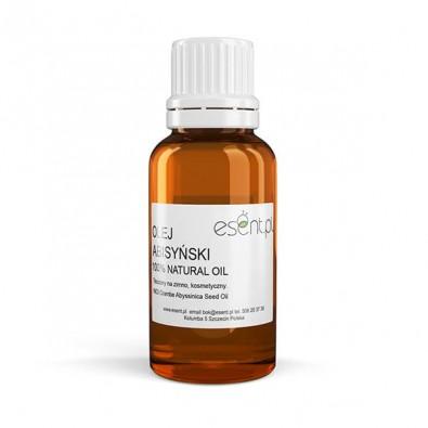 Olej ABISYŃSKI, naturalny, tłoczony na zimno (20ml)