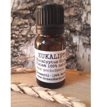 Eukaliptus (olejek eteryczny GreenOil)