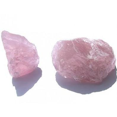 Kwarc różowy (bryłka naturalna)