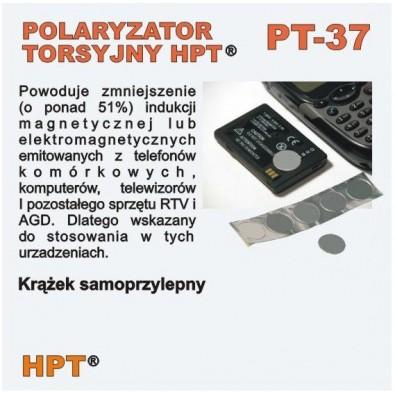 Polaryzator Torsyjny PT - 37+ (samoprzylepne krążki 30 szt) - PROMOCJA + 2 krążki gratis!