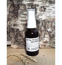 Spray ANTYBAKTERYJNY - NATURALNY: OLEJKI ETERYCZNE, SREBRO KOLOIDALNE (30ml)