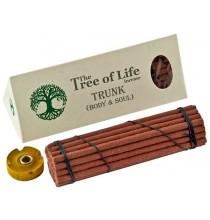 """Kadzidło PIEŃ - CIAŁO i DUSZA, tybetańska seria """"The Tree of Life"""""""