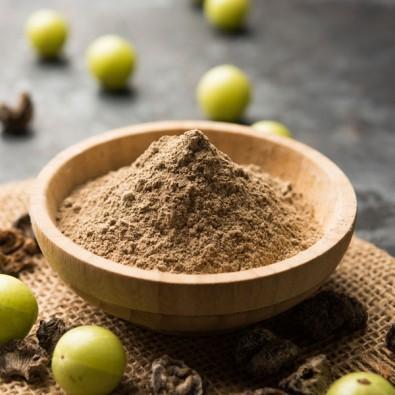 AMLA, AMALAKI w proszku - witamina C, roślina młodości