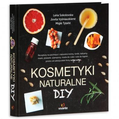 Kosmetyki naturalne DIY (książka)