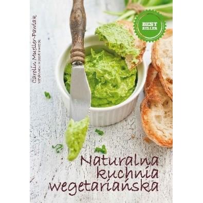 Naturalna kuchnia wegetariańska (książka)