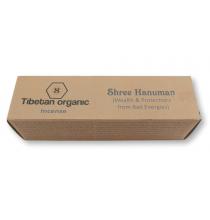 Kadzidła sznurowe SHREE HANUMAN (Bogactwo i Ochrona) - ORGANICZNE, tybetańskie