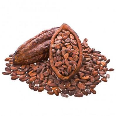 KAKAO Criollo BIO (suszone), słodkie! (ziarno 250g) - CEREMONIALNE, z kontrolowanych upraw ekologicznych