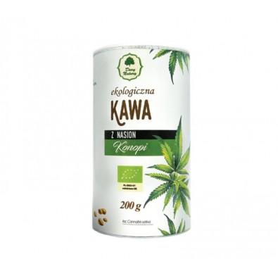 BIO Kawa z nasion KONOPI (200g)