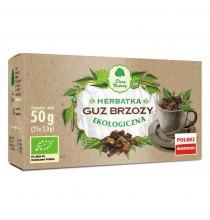 Herbatka GUZ BRZOZY, ekologiczna (saszetki, 25 szt)