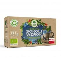 Herbatka SOKOLI WZROK, ekologiczna (saszetki, 25 szt)