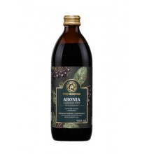 Sok 100% ARONIA (500ml) - NATURALNA WIT. C!