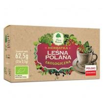 Herbatka LEŚNA POLANA, ekologiczna (saszetki, 25 szt)
