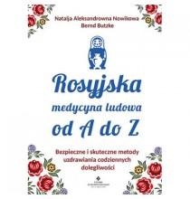 Rosyjska medycyna ludowa od A do Z (książka)