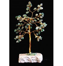 AGAT MSZYSTY, Drzewo Życia - MAŁE (naturalne kamienie i miedź)
