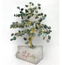 AGAT MSZYSTY, Drzewo Życia - DUŻE (naturalne kamienie i miedź)