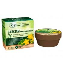 Balsam PRZECIW PRZEZIĘBIENIOM - aromaterapeutyczny, 16 ziół (50ml)